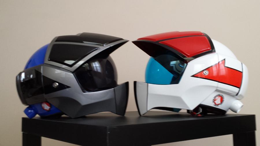 New Macross 1/1 DYRL helmets - Page 26 - Toys - Macross World Forums